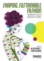 Shaping Sustainable Fashion PDF