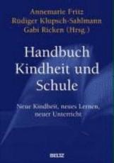 Handbuch Kindheit und Schule PDF