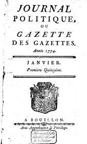 Journal politique ou gazette des gazettes: Volume46