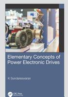 Elementary Concepts of Power Electronic Drives PDF