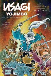 Usagi Yojimbo Volume 30: Thieves and Spies
