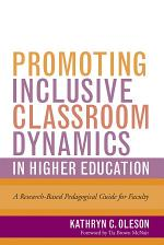 Promoting Inclusive Classroom Dynamics in Higher Education