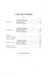 Lettres, instructions et mémoires de Colbert: publiés d'après les ordres de l'empereur, sur la proposition de Son Excellence M. Magne, ministre secrétaire d'état des finances, Volume4