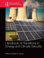 Handbook of Transitions to Energy and Climate Security PDF