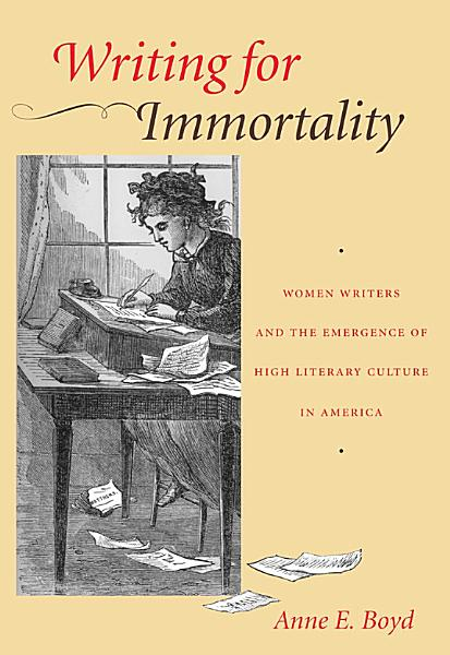 Writing for Immortality PDF