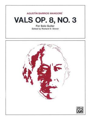 Vals  Op  8  No  3 PDF