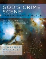 God s Crime Scene Participant s Guide PDF