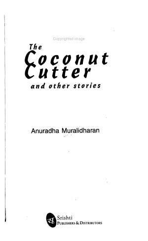 The Coconut Cutter and Other Stories