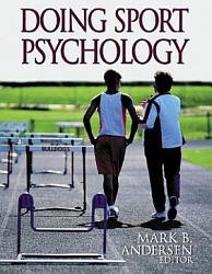 Doing Sport Psychology Book PDF