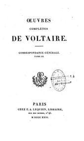 Oeuvres complètes de Voltaire: Volume39