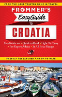 Frommer s EasyGuide to Croatia