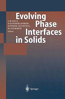 Fundamental Contributions to the Continuum Theory of Evolving Phase Interfaces in Solids PDF