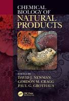 Chemical Biology of Natural Products PDF