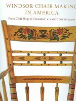 Windsor-chair Making in America