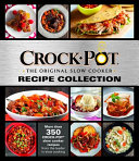 Crockpot Recipe Collection Book