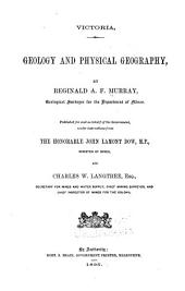 Victoria: Geology and Physical Geography