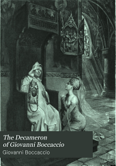 The Decameron of Giovanni Boccaccio: Faithfully Translated by J. M. Rigg, with Illus. by Louis Chalon, Volume 1