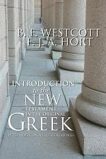 Introduction to the New Testament in the Original Greek