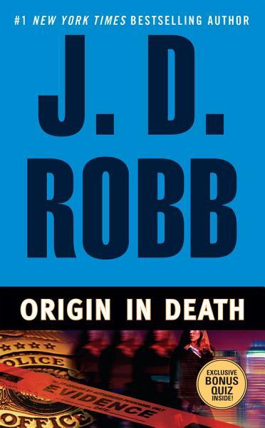 Download Origin in Death Book