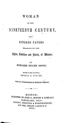 Woman in the Nineteenth Century PDF