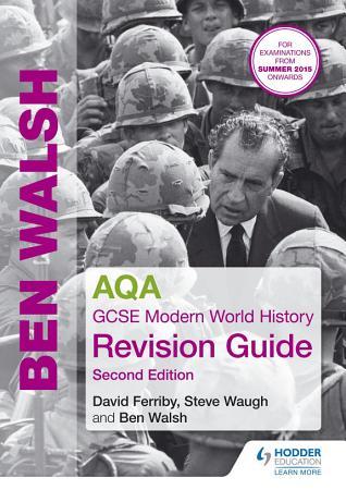 AQA GCSE Modern World History Revision Guide 2nd Edition PDF