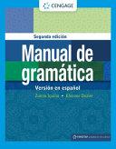 Manual de gramática: En espanol