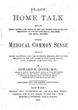 Plain Home Talk about the Human System PDF