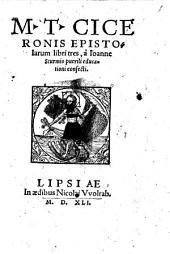 Epistolarum libri tres