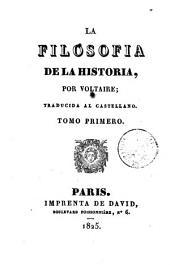 La Filosofia de la historia