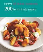 Hamlyn All Colour Cookery: 200 Ten-Minute Meals