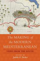 The Making of the Modern Mediterranean PDF