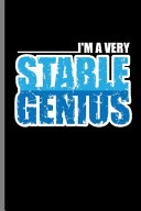 I M A Very Stable Genius Book PDF