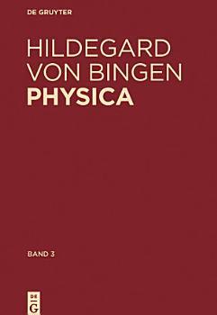 Physica  Liber subtilitatum diversarum naturarum creaturarum PDF