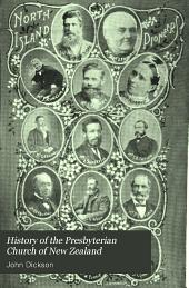 History of the Presbyterian Church of New Zealand