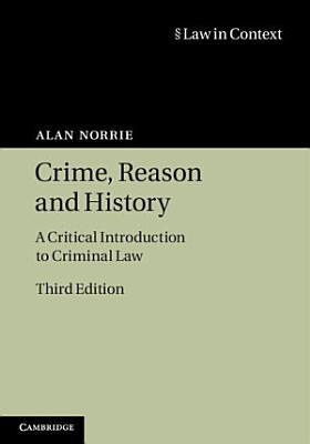 Crime  Reason and History