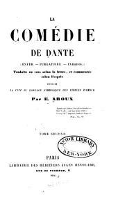 Le Paradis. Le Paradis de Dante illuminé a giorno. L'hérésie de Dante démontrée par Francesca de Rimini. Preuves supplémentaires. Arrêté de compte avec la critique