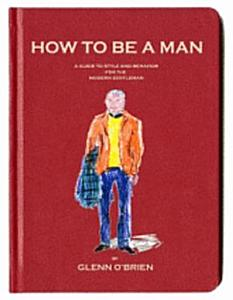 How to Be a Man Book