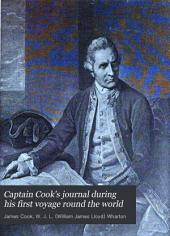 "Captain Cook's Journal During His First Voyage Round the World Made in H.M. Bark ""Endeavour"" 1768-71"