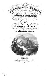 L'origine delle fonti: poema inedito ed altre poesie scelte. Novellamente corrette
