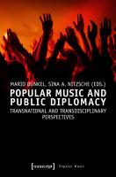 Popular Music and Public Diplomacy PDF