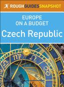 Czech Republic (Rough Guides Snapshot Europe on a Budget)