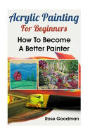 Acrylic Painting for Beginners PDF