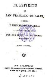 El Espíritu de San Francisco de Sales, obispo y príncipe de Ginebra, 2