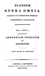 Platonis opera Omnia