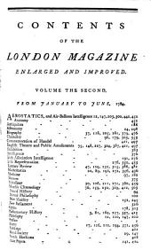 The London Magazine, Or, Gentleman's Monthly Intelligencer: Volumes 2-3