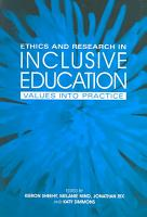 Ethics and Research in Inclusive Education PDF