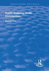 Polish Shipping Under Communism