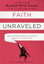 Faith Unraveled Book PDF
