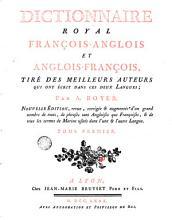 Dictionnaire royal fran   cais anglois et anglois fran   cois  1 PDF