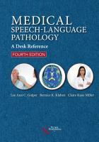 Medical Speech Language Pathology PDF